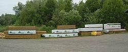Falls Hardware Treated Lumber and Building Supplies